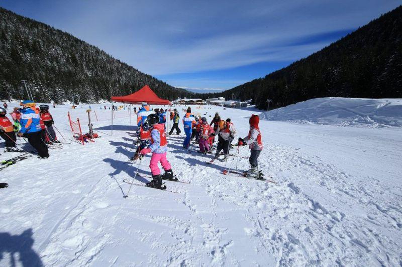 Full ski pack